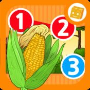 Vegatable Farm : KidsLink #iPhone Game