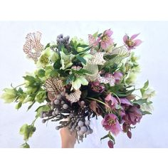 Handpicked bouquet for someone near and dear to me.
