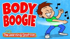 Body Boogie by The Learning Station is a great brain breaks action, dance song to make it easy and fun to take a quick energy break. When children take a moment to sing, dance and move then they can return to their academics feeling happy, energized and renewed. Schools are realizing the significant values of brain breaks in the classroom. This brain breaks dance song is perfect for preschool, kindergarten, elementary and physical education.