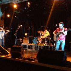 Dave Tamkin Trio at the Metro, Chicago 03.31.2012