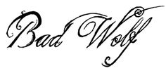 Big bad wolf, in a wolf sleeve? Tattoo Script, Tattoo Art, Body Art Tattoos, New Tattoos, Bad Wolf Tattoo, Wolf Tattoos, Pretty Tattoos, Beautiful Tattoos, Bad Wolf Doctor Who
