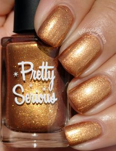 Pretty Serious Cosmetics — Yuletide of the Machines (Ghosts of Christmas Future Collection | Holiday 2015) Nail Blog, Nail Polish Collection, Swatch, Holiday, Christmas, Nail Art, Cosmetics, Nails Shape, Pretty