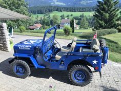 1954 Willys CJ-3B - Photo submitted by Arnoux Philippe.