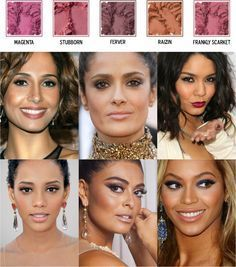 Cores de blush MAC para pele morena negra clara ou média (1)