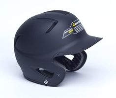 """Easton Natural Grip Senior Batting Helmet, Black by Easton. $22.95. The Easton Natural Grip SR Baseball / Softball Batting Helmet has a rubberized matte """"GRIP"""" helmet coating that provides a one of a kind look and feel. The Natural Grip by Easton is made of the slimmest profile and most aerodynamic venting system on the market, along with a high grade ABS shell for strength and durability. A soft urethane comfort foam ensures the best fit possible, and a Bio-Dri moisture ma..."""