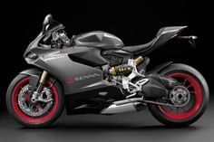 Ducati 1199 Panigale S Senna Limited Edition