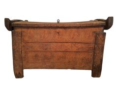 Very old, Transylvanian hope chest