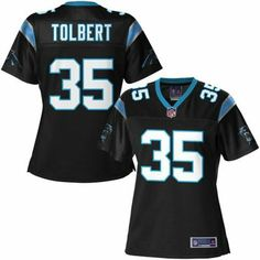 WOMEN Carolina Panthers David Foucault Jerseys