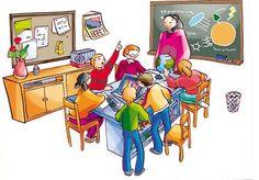 Clases dinámicas, divertidas. Una alternativa a la clase tradicional, donde sólo participa el docente por medio de metodologías activas, de co-protagonismo y motivadoras.