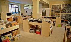 THE RECORD LOFT record store BERLIN Germany