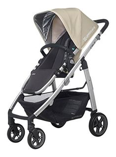 UPPAbaby CRUZ Stroller, Lindsey (Wheat) UPPAbaby