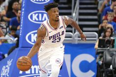 82a48818e763 Jimmy Butler couldn t stop 76ers collapse in Philadelphia debut Lebron James