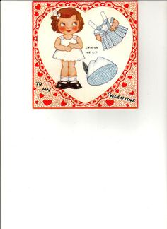 paper dolls - Dora Hein - Álbumes web de Picasa