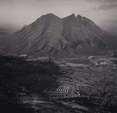 El hermoso cerro de La Silla