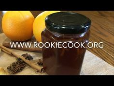 Christmas-Spiced Marmalade - Rookie Cook