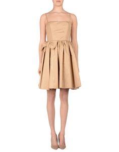 Redvalentino Short Dress - Women Redvalentino Short Dresses online on YOOX Slovakia - 34626458KC