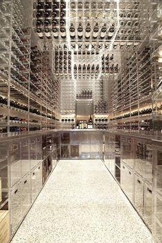 cave a vin....design...