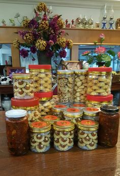Home make products