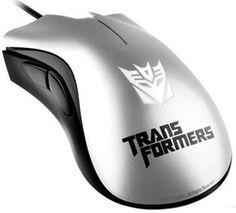 Razer Death Adder Transformer 3 (Megatron)
