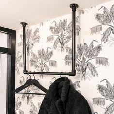 DIY: Zelf een kledingrek of kapstok maken - Eigen Huis en Tuin