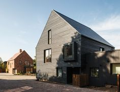The Avenue, Saffron Walden by Pollard Thomas and Edwards architects