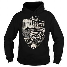 I Love Its an ENGELBRECHT Thing (Eagle) - Last Name, Surname T-Shirt T-Shirts