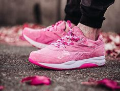 Cam'ron x Reebok Ventilator Supreme Fleebok 2 'Pink Camo' Camouflage Rose, Reebok, Air Max Sneakers, Sneakers Nike, Baskets, Pink Camo, Supreme, Nike Air Max, Fashion