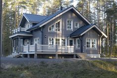 Super House Plans Craftsman Cottage Dream Homes Ideas Future House, Craftsman Cottage, Craftsman House Plans, House On The Rock, House In The Woods, Prefab Homes, Log Homes, Style At Home, Style Cottage