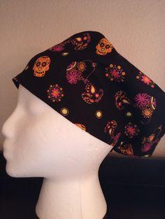 ece48dd5e63 Women s Surgical Cap Scrub Hat Chemo Cap Snoopy by Scrubnogginz Surgical  Caps