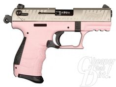 Pink Never Dies! Mommy and Me Girly Guns