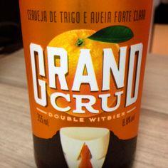 DUM Grand Cru (8,8% / Double Witbier / Curitiba - Brasil) #cerveja #beer