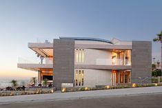 Hill Construction Company La Jolla / San Diego - Marine Lair Contemporary Custom Home