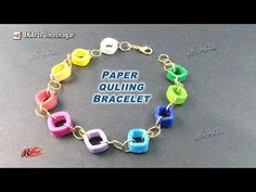 DIY Beehive Paper Quilling Jewelry Ring | How to make | JK Arts 415 - YouTube