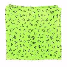 M&F Western Scarf Unisex Wild Rag 100% Silk Brands 33 x 33 0904401