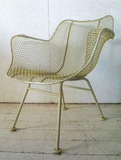 Russell Woodard Sculptura Patio Chair