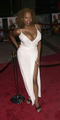Lisa Nicole Carson, Black Queen, Female Form, Beautiful Black Women, Hottest Models, Sexy, Curves, Photos, White Dress