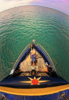 fisheyed - Ahoy there......