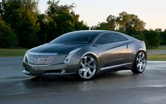 Cadillac ELR Extended Range Electric Vehicle