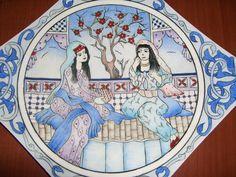 Türk Sanatları - Çini Sanatı