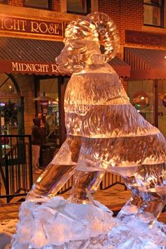 1/8 - The 6th Annual Cripple Creek Ice Festival -- A Cool Event for the Whole Family!