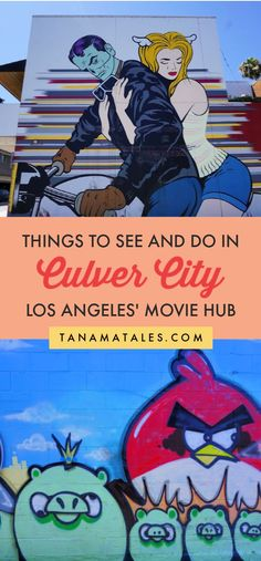 There are many things to do in Culver City and eating may be the most exciting activity. I have plenty of recommendations related to food and balance those with active endeavors Usa Travel Guide, Travel Usa, Travel Guides, Travel Tips, Brazil Travel, Culver City California, California Travel, Southern California, Travel With Kids