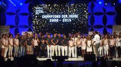 """Fünf Olympia-Sieger stehen zur Wahl: Deutsche Athleten küren """"Champion des Jahres"""""""