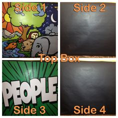 Illustration Boxes for large group (see large group script)