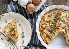 Purple Potato and Carrot Quiche | Good Eats | Pinterest | Purple ...