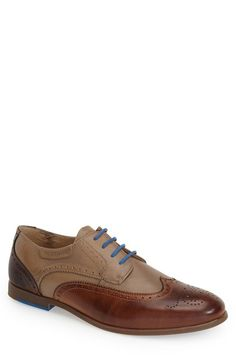 Cycleur De Luxe 'Semnoz' Wingtip (Men) available at #Nordstrom