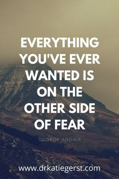 Everything you've ever wanted is in the other side of fear. #inspiration #motivation #quoteoftheday #anxiousmamas #anxiety #panic #panicattacks #mindfulness #mentalhealth #momlife #workingmom #workingmommy #workingmomma #MentalHealthMatters #worklifebalance #stress #selfcare #postpartum #anxietyrelief #anxietyrecovery #anxietyproblems #gratitude #grateful #forgiveness #patient #present #thankful
