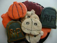 The Spooky Vegan: 31 Days of Halloween: Vegan Halloween Sugar Cookies