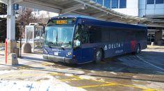 Gillig diesel BRT 40'