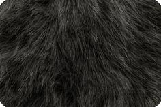 Arctic Fox Fur Steel
