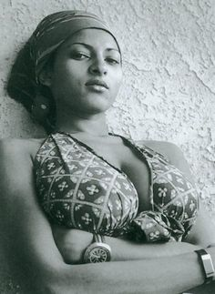 The beautiful Pam Grier
